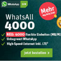 WhatsAppSIM Prepaid